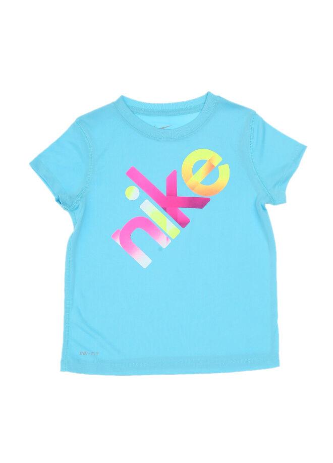 Nike P2 Gırl 4-6X Drı-Fıt T-Shırt Çocuk T-Shirt