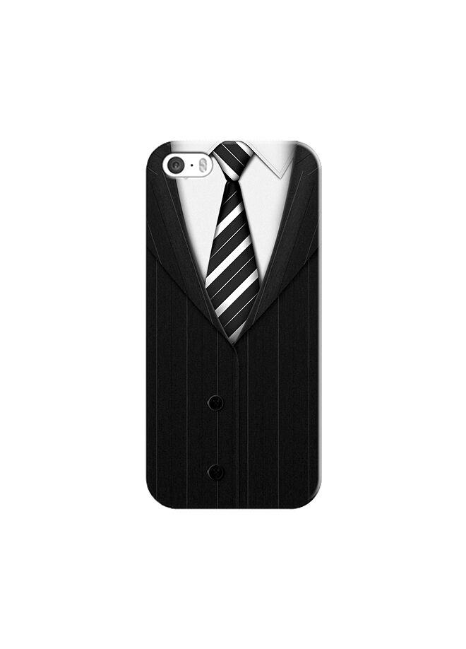 Apple Apple iPhone 5 / 5S / Se Kabartmalı (3D Textured) Telefon Kılıfı