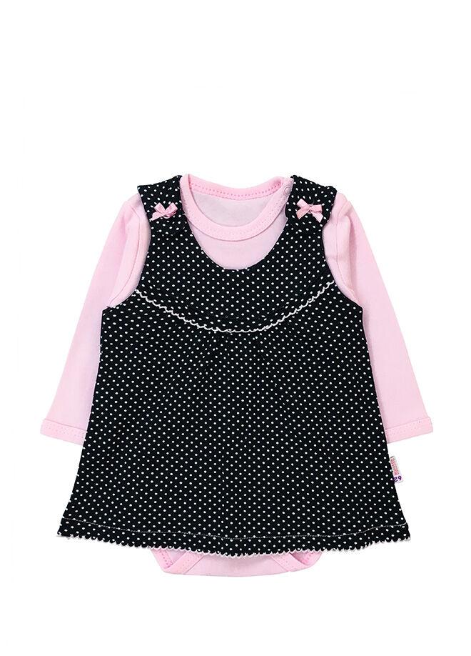 By Leyal for Kids Elbise Ve Tshırt Set-4025