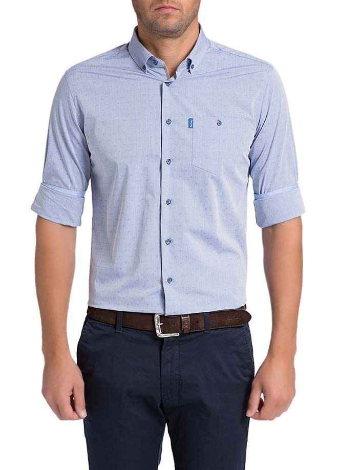 Pierre Cardin Erkek Slim Fit Gömlek