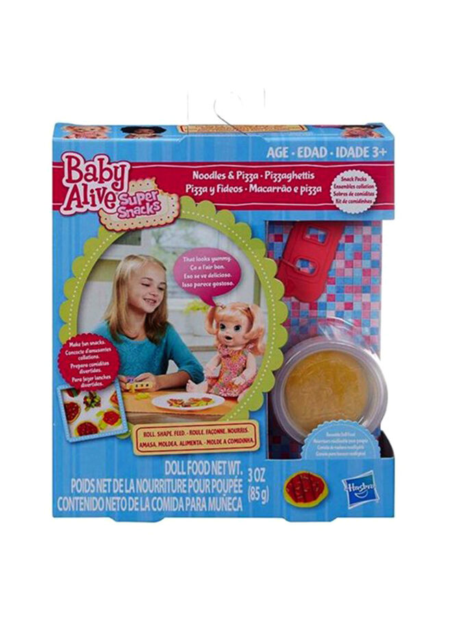Baby Alive Baby Alive Snack Pack Yedek Mama Paketi