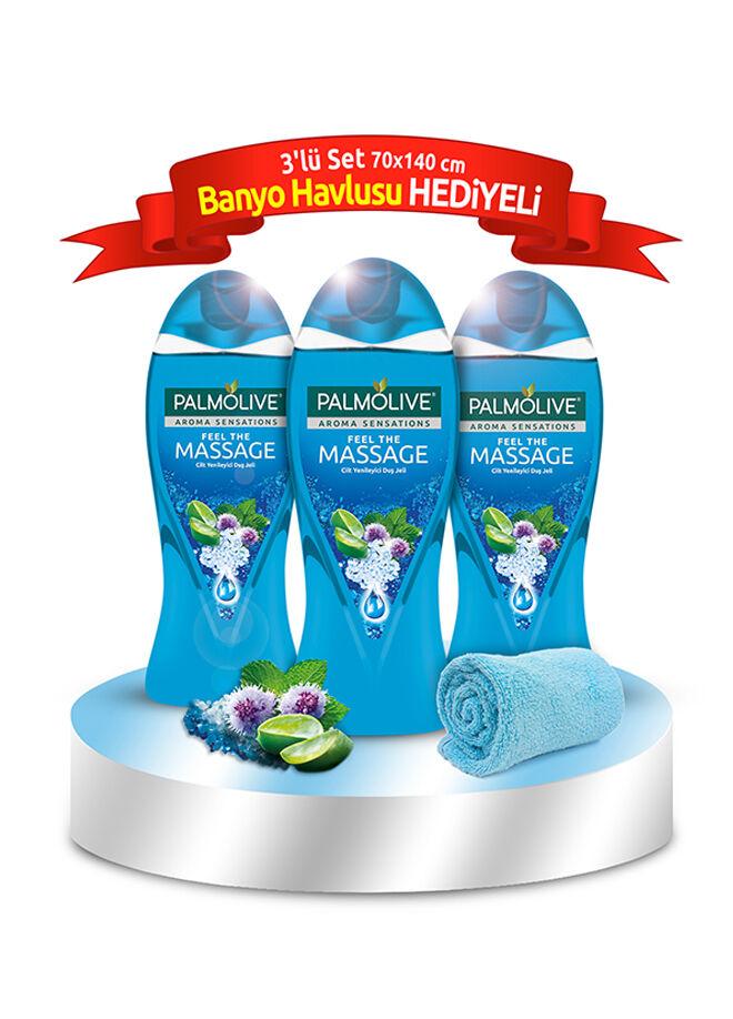 Palmolive Duş Jeli 500Ml Aroma Sensation So Massage