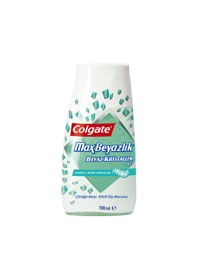 Colgate Diş Macunu 2İn1 100Ml - Max Beyazlık