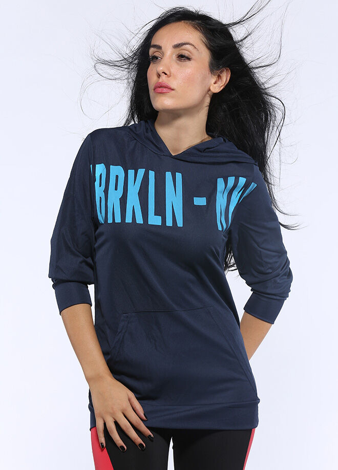 Mightee Kapüşonlu Sweatshirt