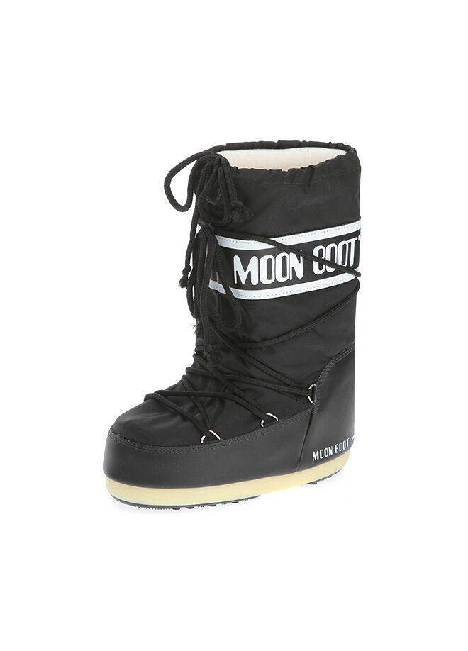 Moon Boot Nylon Çocuk Kar Botu