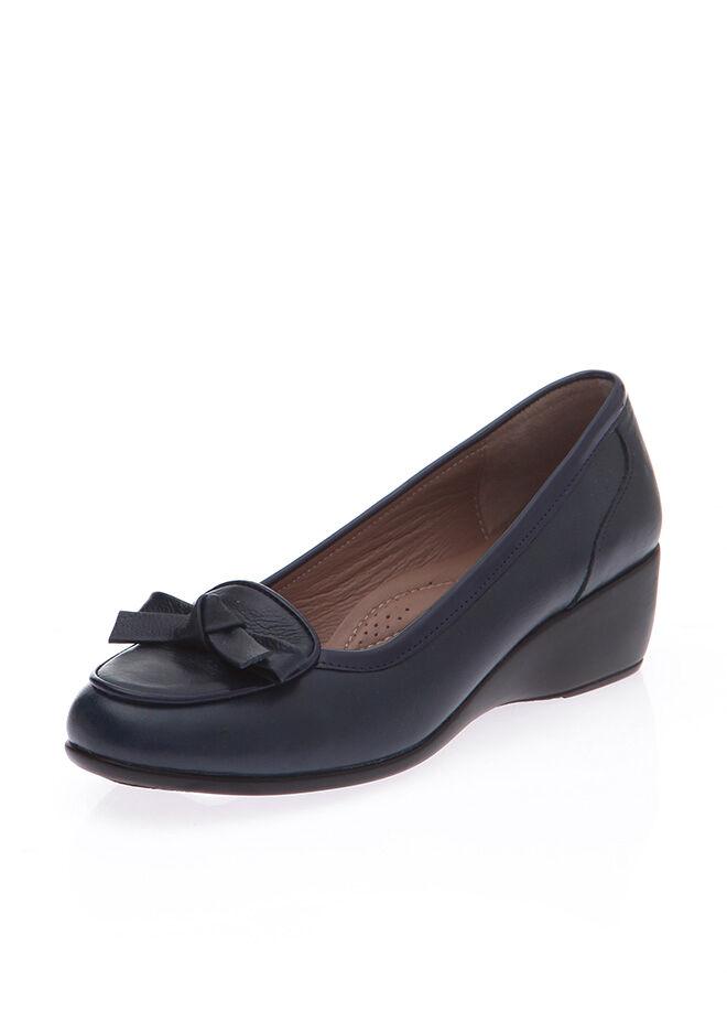 Tergan Dolgu Topuklu Ayakkabı