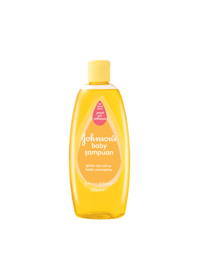 Johnson's Baby Johnson's Baby 200 Ml Göz Yakmayan Bebek Şampuanı