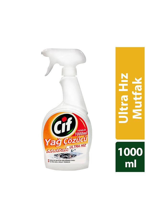 Cif Sprey Ultra Hız Mutfak 1000 ml.