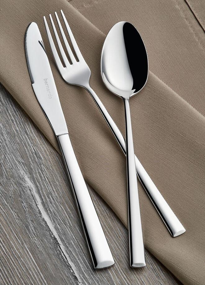 Bernardo Stick 18 Parça Çelik Çatal Bıçak Takımı