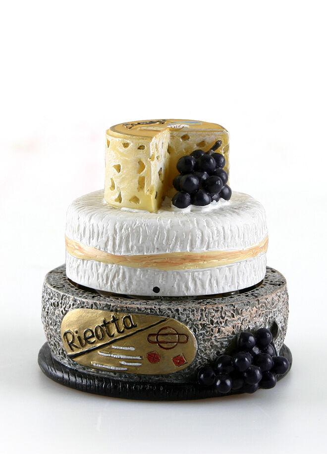 Kancaev Mutfak Saati, Peynir Demeti, Çap:7,5Cm. Yük:7Cm.