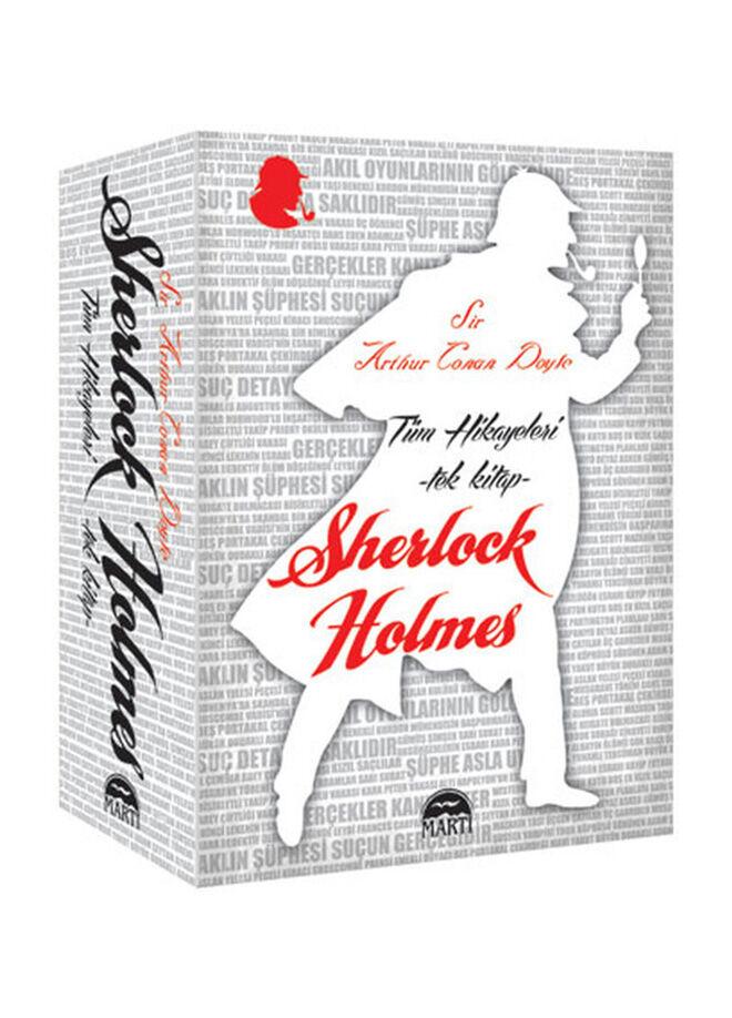 Martı yayınları Sir Arthur Conan Doyle - Sherlock Holmes Tüm Hikayeleri - Tek Kitap (Kutulu)