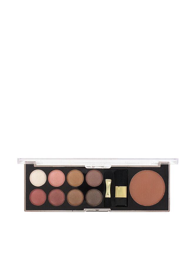 Sunkissed Eye Palette & Bronze Makyaj Paleti