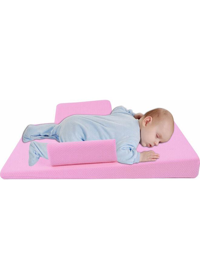 Sevi Bebe Sevi Bebe Bebek Reflü Yatağı Pembe
