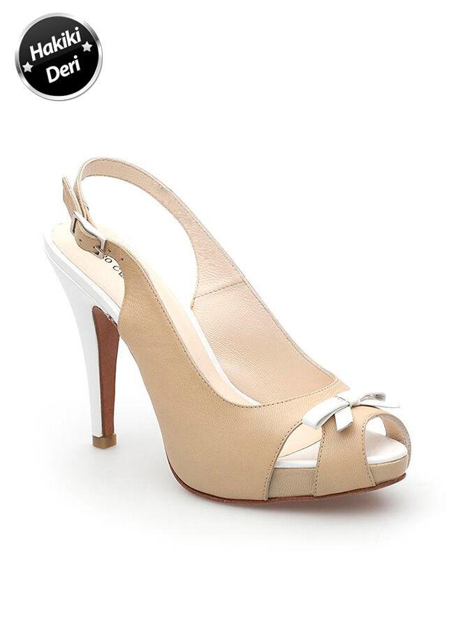 Pedro Camino Topuklu Ayakkabı