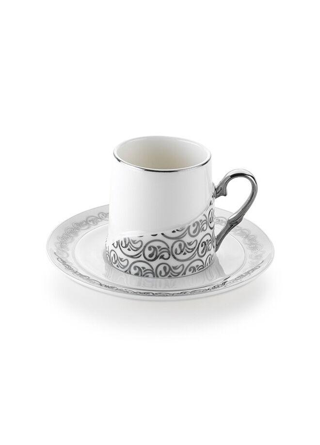Schafer Schafer Ottoman Kahve Fincan Takımı