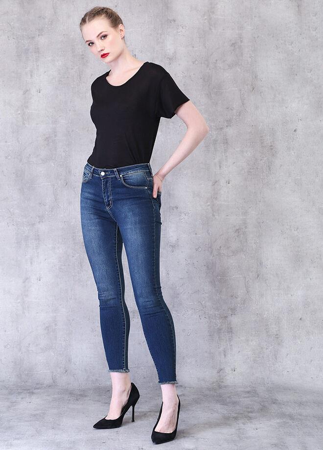 MY2EGO Yüksek Bel Skinny Jean