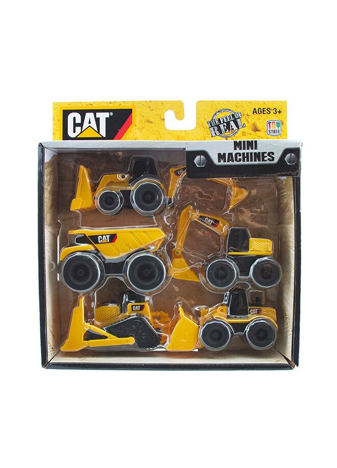 Cat Cat Mini Araç 5'li Set