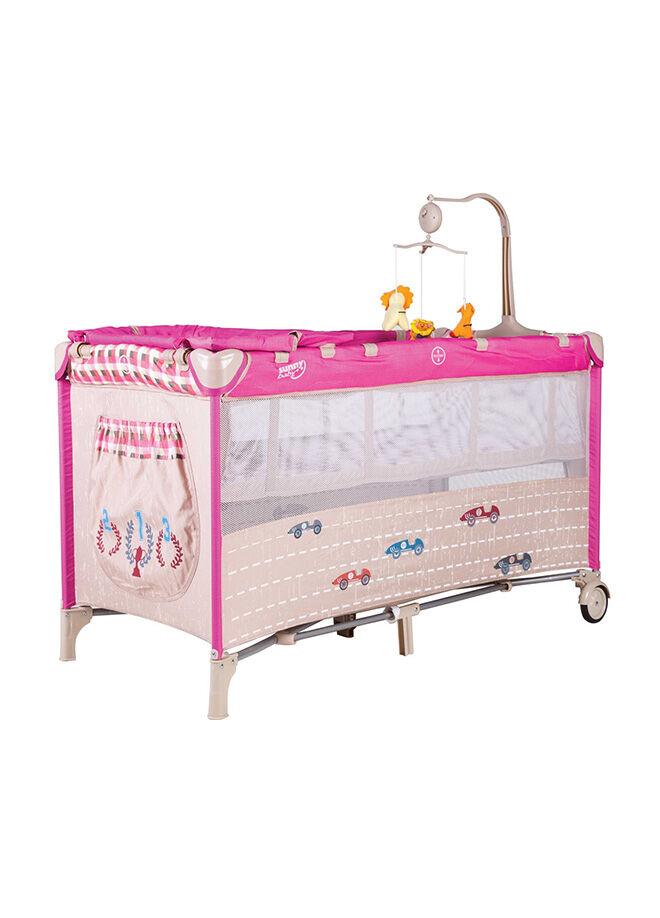 Sunny Baby Sunny Baby 624 Siesta Oyun Parkı-Pembe