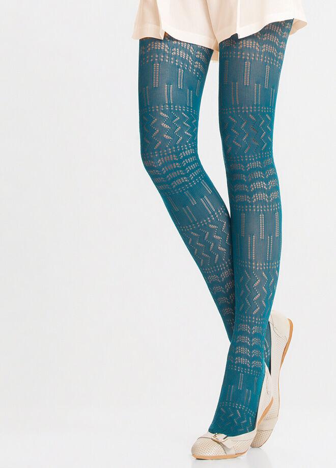 Day Mod Daisy Bayan Külotlu Çorap