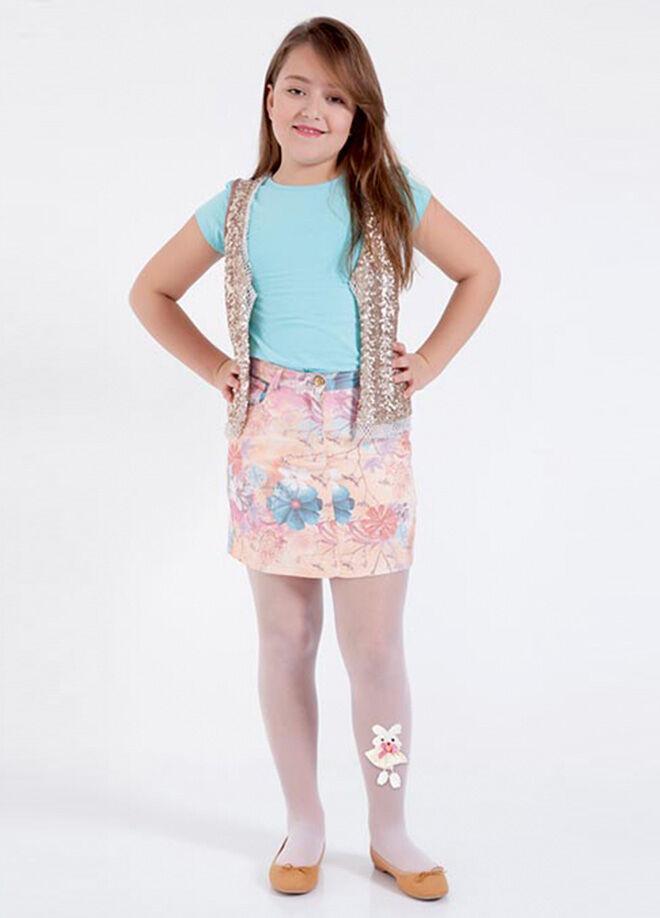 Day Mod Gülru Tül Çocuk Külotlu Çorap
