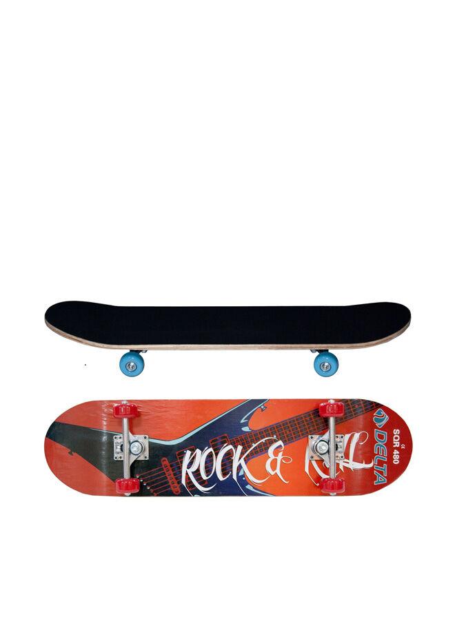 Delta Delta Skateboard Kaykay - SQR 480