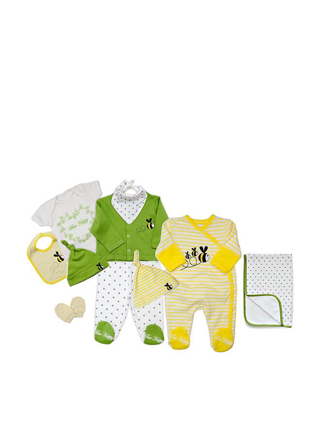 Baby Corner 10'Lu Set-Arı-Y9