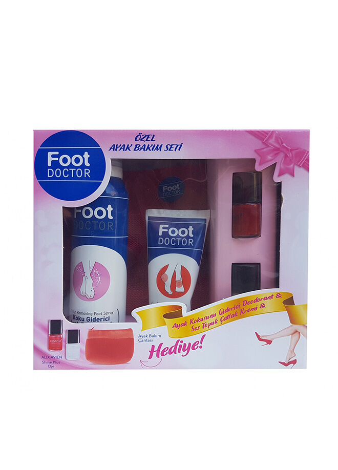 Foot Doctor Care Set