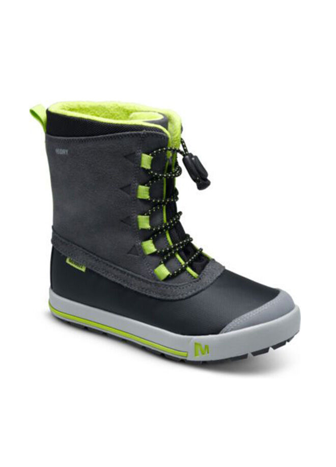 Merrell Snow Bank Waterproof Kids Çocuk Outdoo rBot