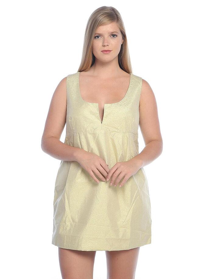 Платье Золотистого Цвета С Доставкой