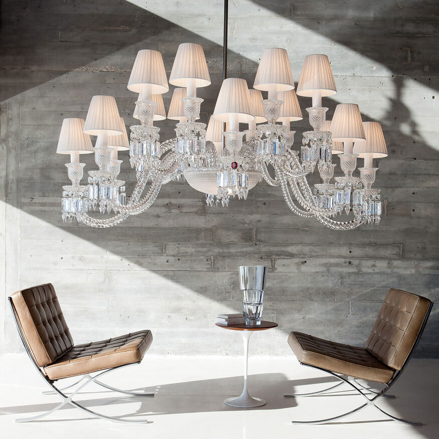 ELLIPSE CHANDELIER,