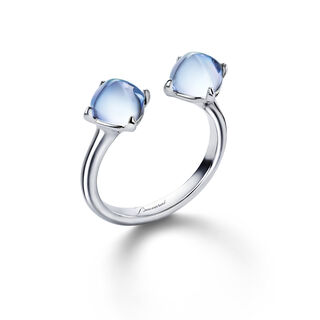 MINI MÉDICIS TOI&MOI RING, Aqua