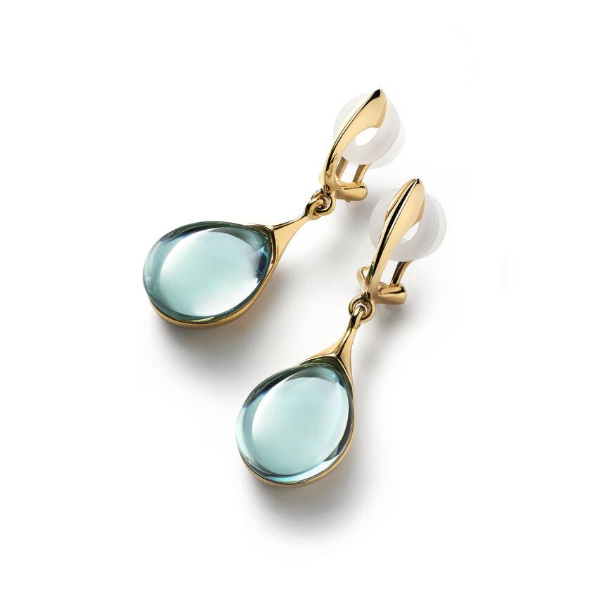 GALÉA EARRINGS, Turquoise