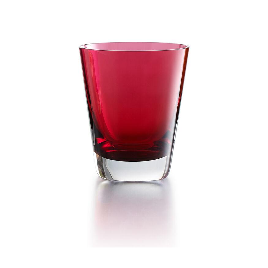 MOSAÏQUE 平底杯, 紅色