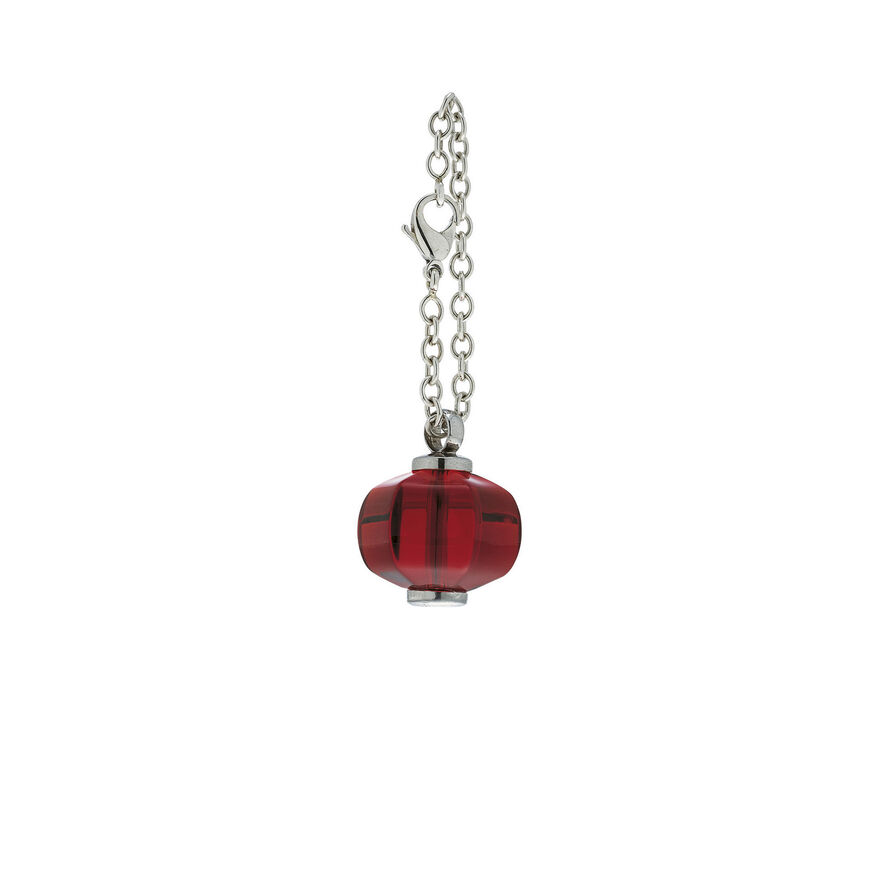 SHERAZADE KEY RING, Red
