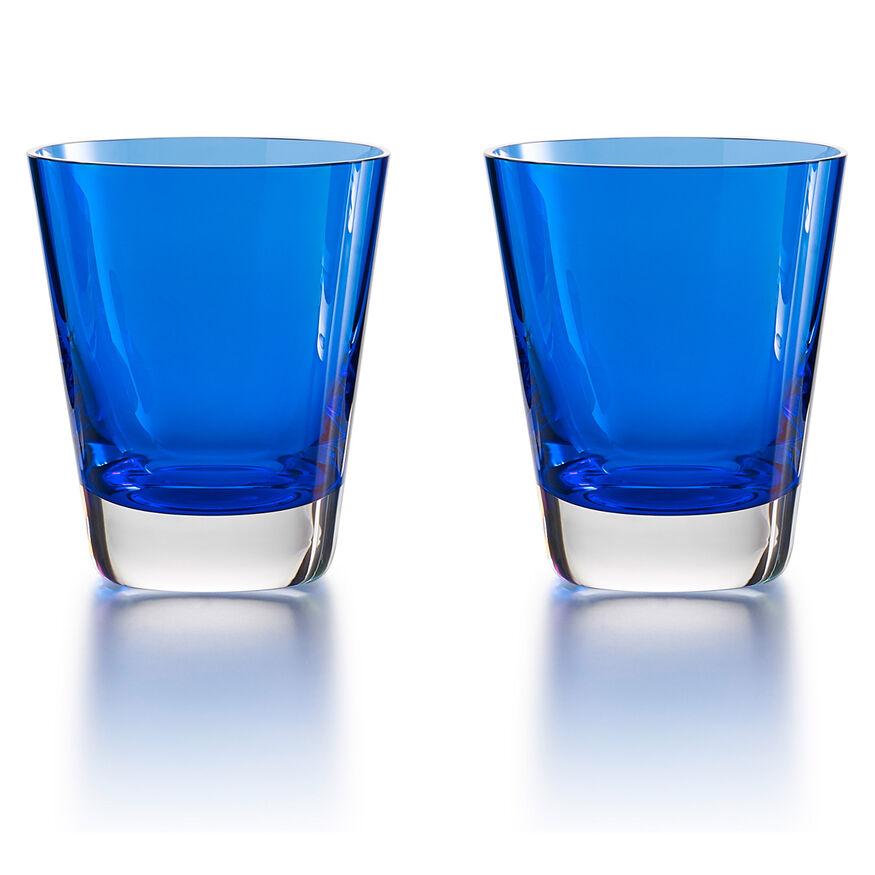 MOSAÏQUE TUMBLER, Blue