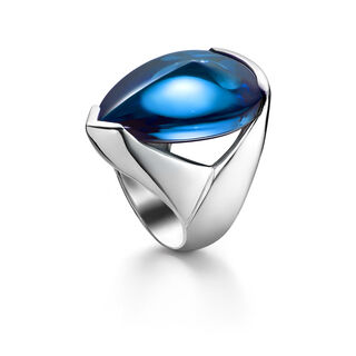 PSYDÉLIC RING, Riviera blue