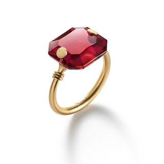 MHT 戒指, 紅色