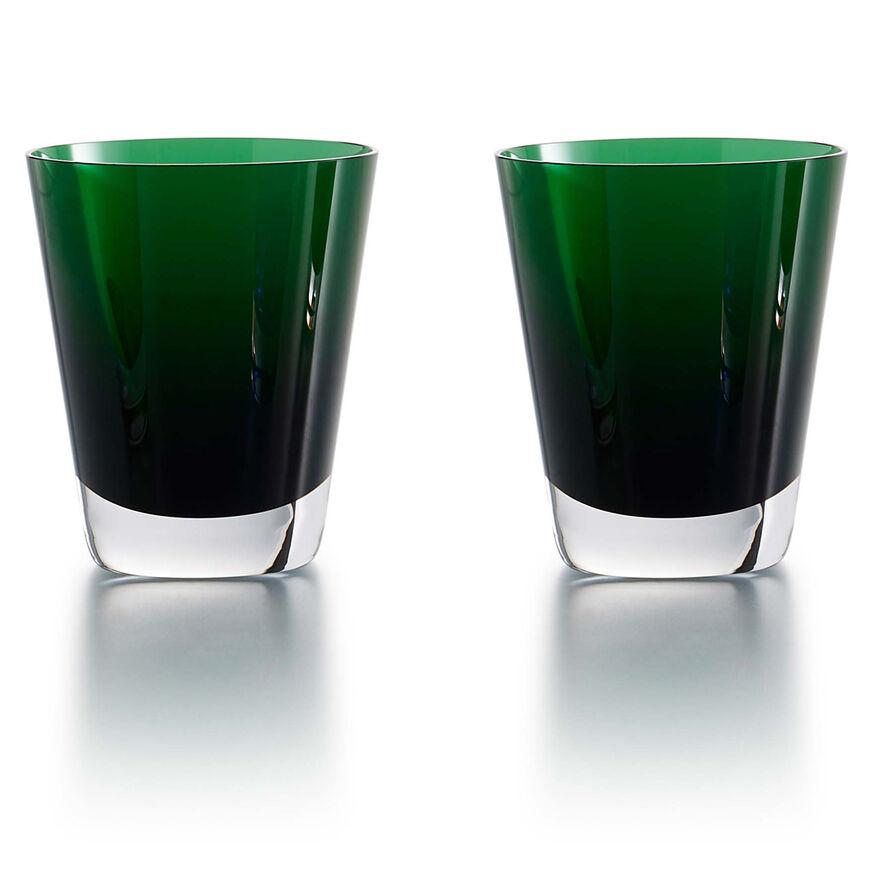 MOSAÏQUE TUMBLER, Green
