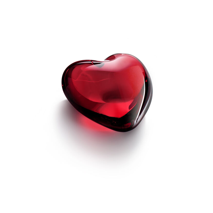 COEUR CUPID HEART, Red