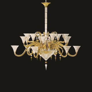 MILLE NUITS CHANDELIER 6 TO 24 LIGHTS, Gold