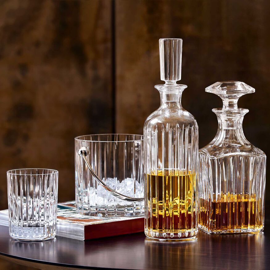 HARMONIE WHISKEY DECANTER ROUND,