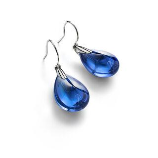 PSYDÉLIC EARRINGS, Riviera blue