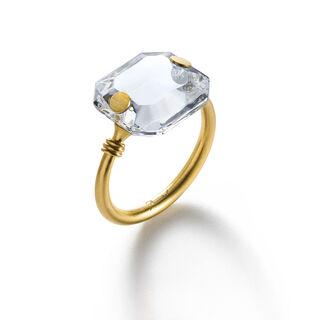 MHT 戒指, 透明
