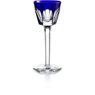 HARCOURT WINE RHINE GLASS, Blue