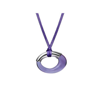 GALÉA RING PENDANT, Purple
