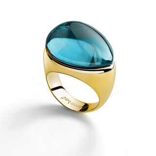 GALÉA RING, Turquoise