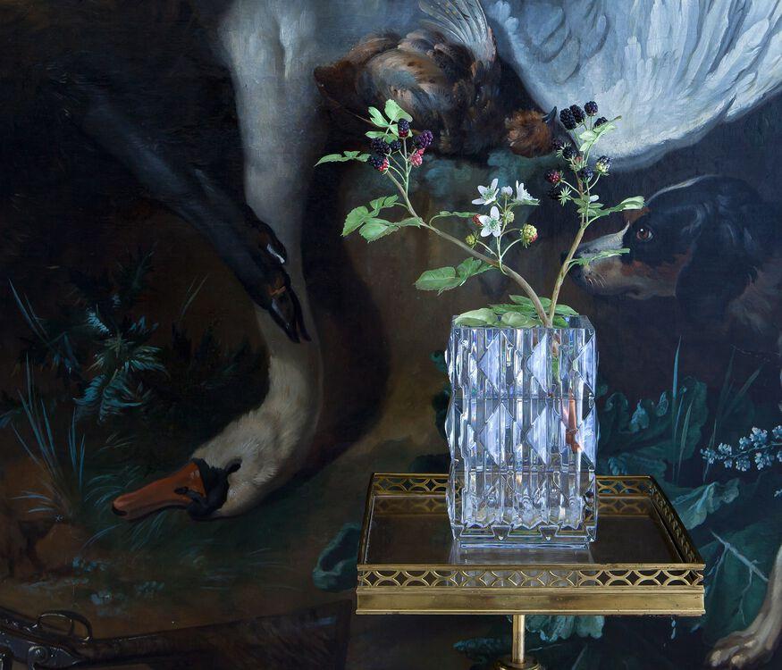 LOUXOR 花瓶, 透明