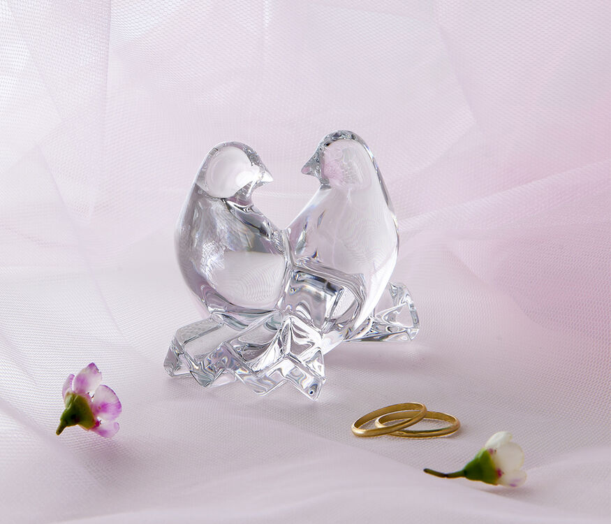 SAINT-VALENTIN DOVES, Clear