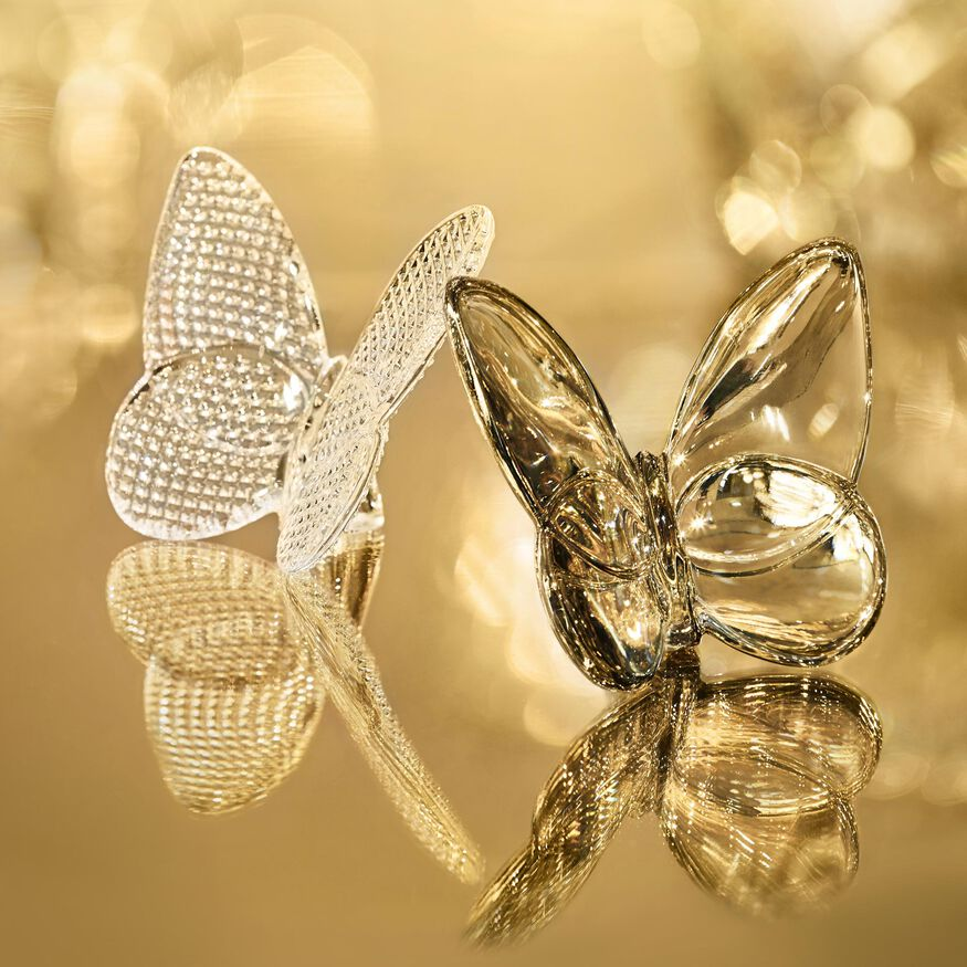 PAPILLON LUCKY BUTTERFLY, Gold