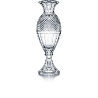 BELLE ÉPOQUE VASE, Clear